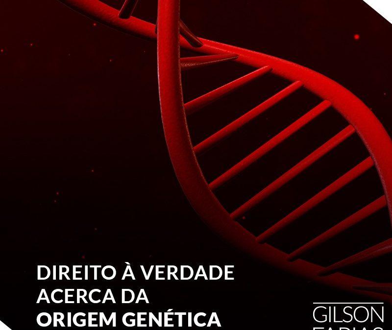 Direito à verdade acerca da origem genética